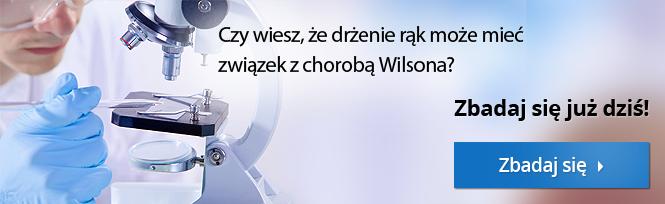 Choroba Wilsona ma związek z nadmiarem miedzi w organizmie.