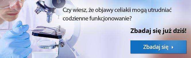 Objawy celiakii to m.in. ból brzucha i wzdęcia.
