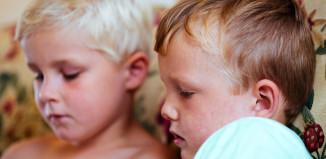 Glista ludzka u dziecka może znacznie osłabić jego organizm.