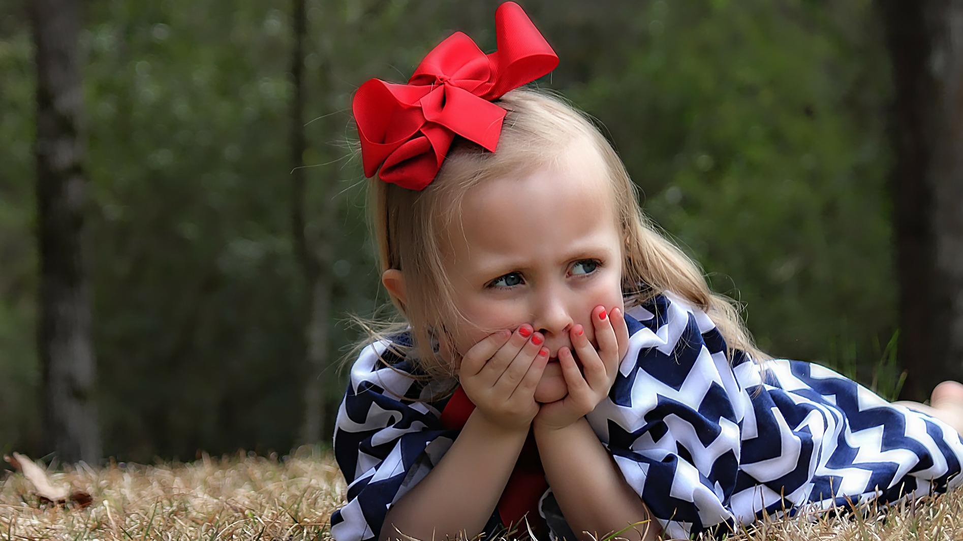 Borelioza u dzieci może powodować poważne powikłania.